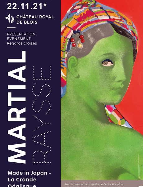 Exposition de Martial Raysse
