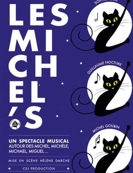 Spectacle musical : Les Michel's