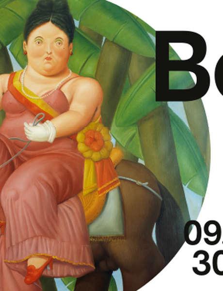Visite guidée de l'exposition Fernande Botero. Au delà des formes.