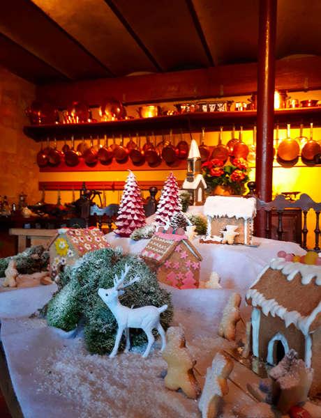 Noël au Château de Montpoupon