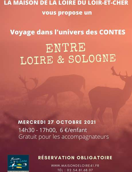 Contes entre Loire & Sologne