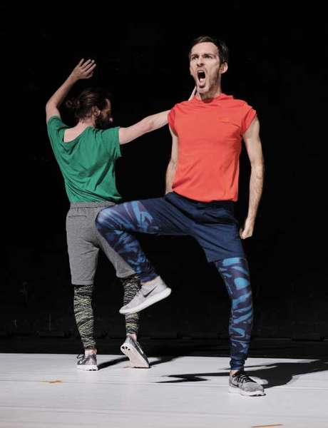 Danse : Vivace