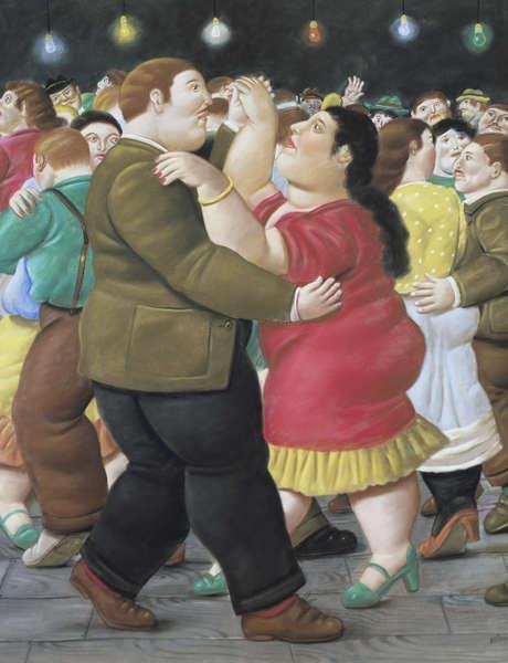 Fernando Botero. Au-délà des formes. / Nocturnes