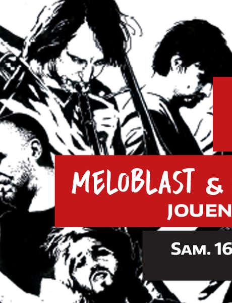 Méloblast & Hugo Zermati jouent TAXI DRIVER