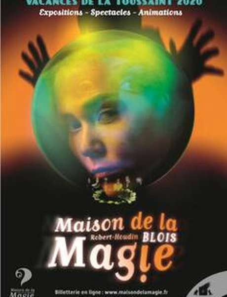 Les vacances de la Toussaint à la Maison de la Magie