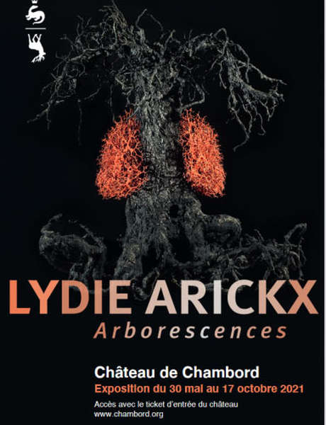 Exposition Lydie Arickx : Arborescences