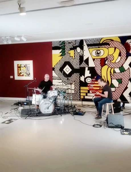 Museums in music - Brunch-Concert of Boom Bam Picks and a guided visit of the exhibition Fernando Botero