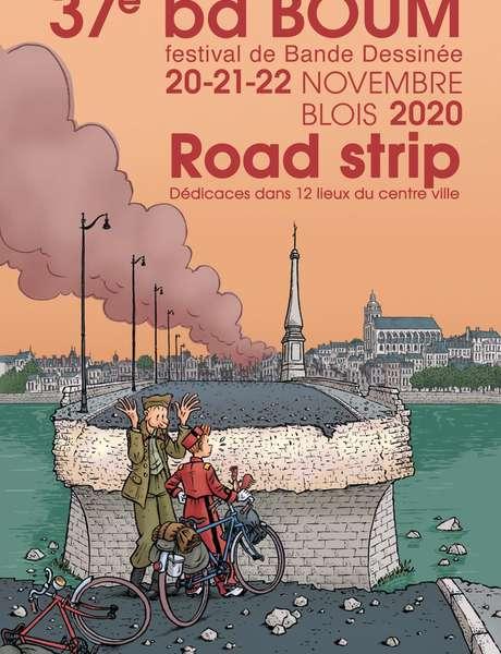 37ème festival BD Boum