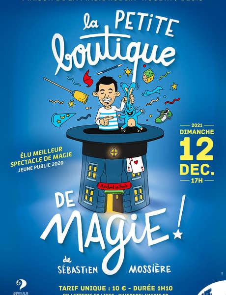 La petite boutique de magie