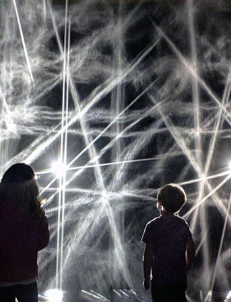 Nuit des Arts Numériques - Brume