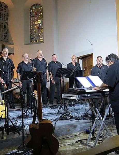 """6ème Festival """"Polyphonies en Bouriane"""" : Les Chanteurs du Mont Royal"""