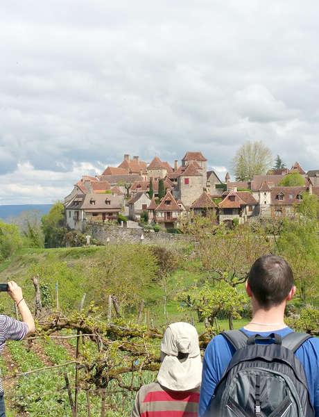Les Balades du Patrimoine à Loubressac