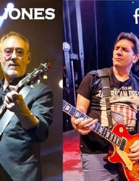 Concert : Michael Jones/ Flagrants Délires