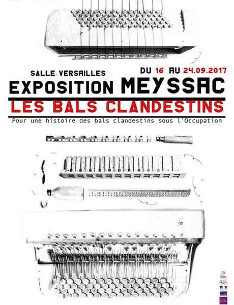 "Exposition ""Les Bals clandestins"""