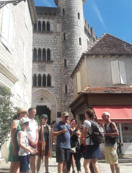 Eco-rando à Rocamadour