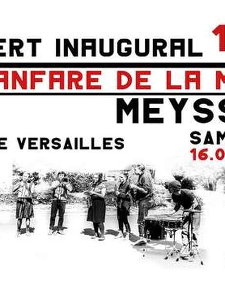 """Concert inaugural """"Fanfare de la manu"""""""