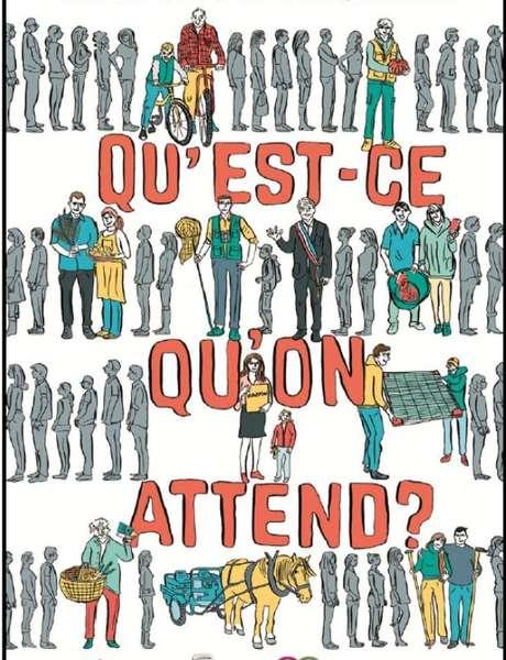 Ciné-Lot à Labastide-Murat : Qu'est-ce qu'on attend ?