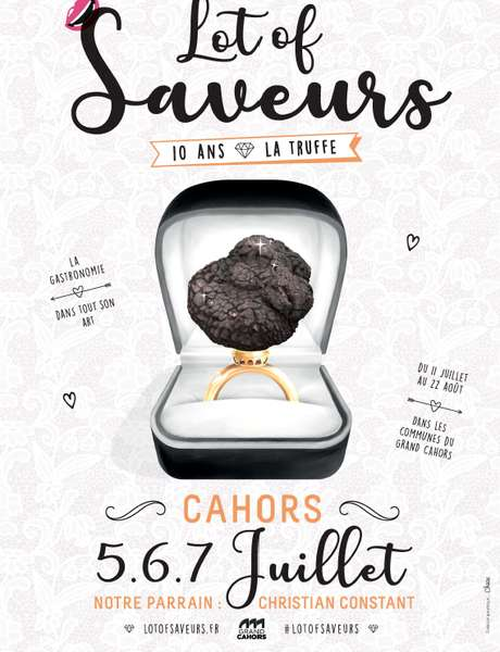 Lot of Saveurs 2019