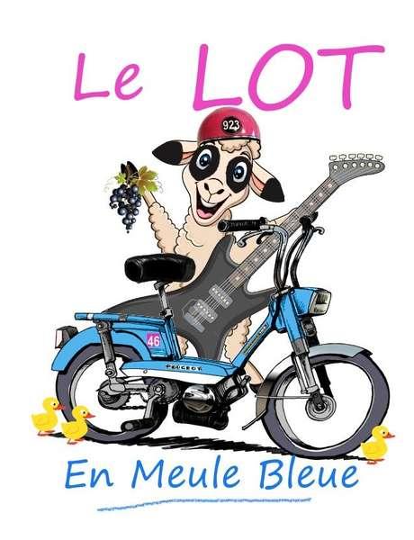 Festival Le Lot en Meules Bleues 2020  - - - ANNULE - - -