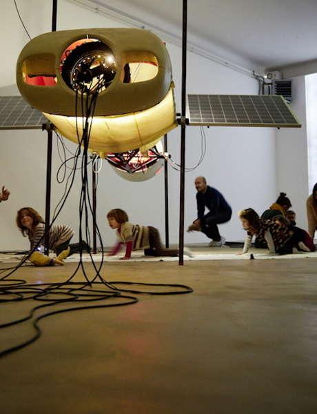 """*** ANNULE***  Ateliers Pom-Pompidou des Tout-Petits  autour de l'Exposition """"Pendant que les Champs Brûlent"""""""
