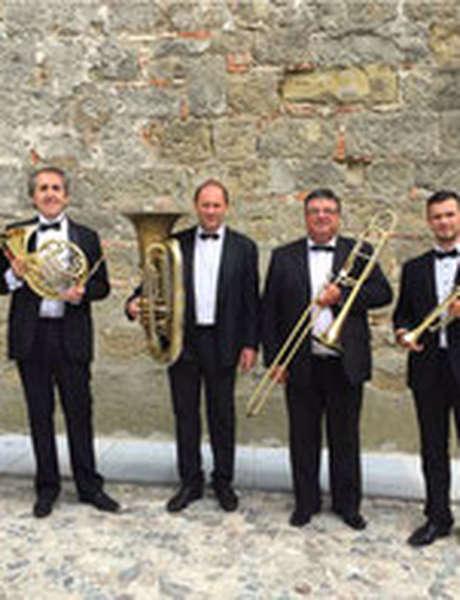 Les Rencontres Musicales de Gourdon : Quintette Vitrail
