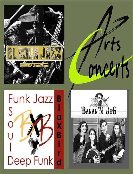 "Concerts Jazz ""Samedi Jazz Varie"" - Festiv'arts à la Ferme 2019"