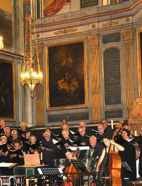 """6eme Festival de Musique Baroque - """"Magnificat en Bohême"""""""