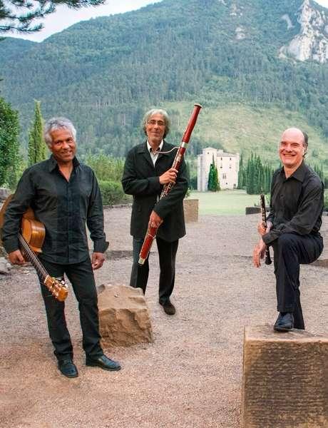 """Festival de Musique Romantique : Trio """"Architecture & Musique"""""""