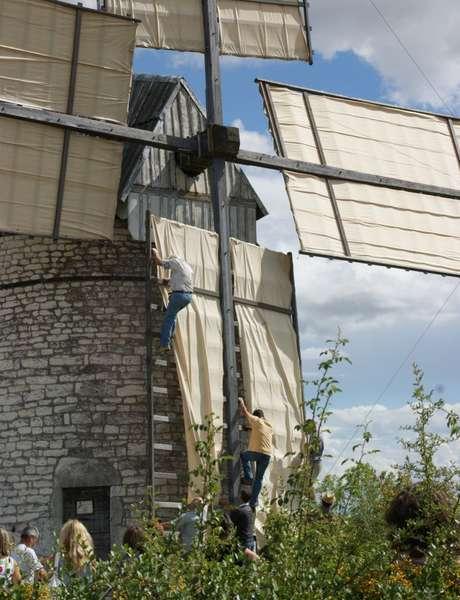 ANNULE - Mise au Vent et Visites Commentées du Moulin à Vent de Boisse