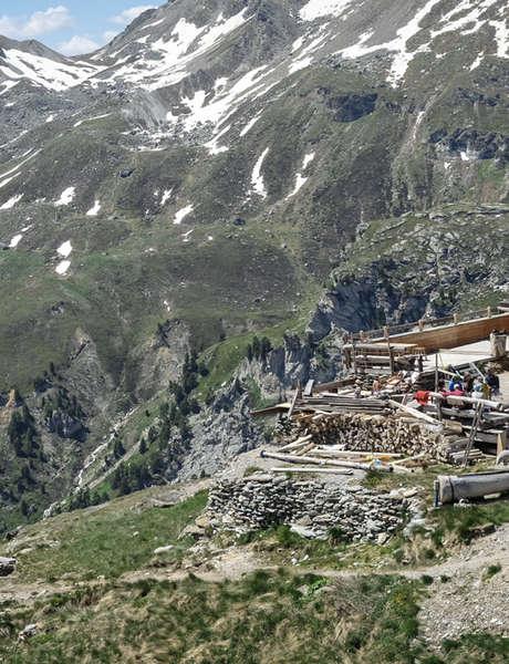 """Les mercredis avec le Parc national de la Vanoise au"""" Refuge de la Dent Parrachée"""