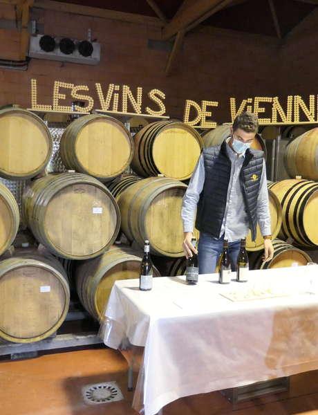Brunch du Fascinant Week-end au Domaine des Vins de Vienne