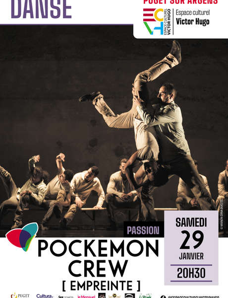 """Danse : Pockemon Crew """"Empreinte"""""""