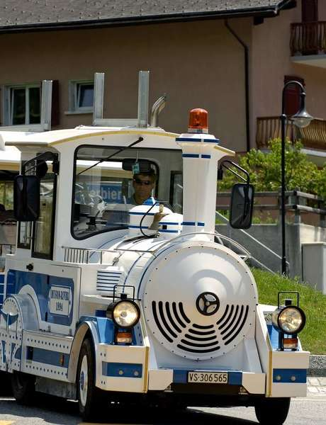 Train des Combins Verbier - Val de Bagnes