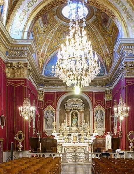 Guided tour: the chapel of the White Penitents