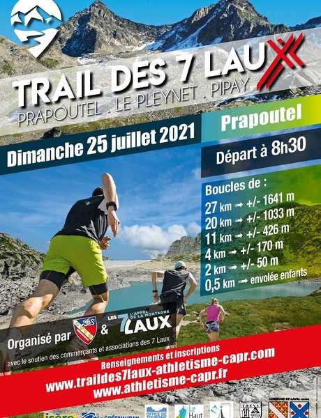 Trail des 7 Laux