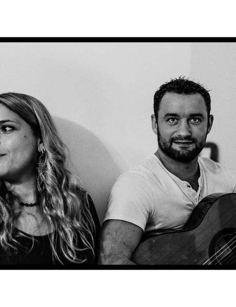 Gréoux Jazz Festival - Andrea Caparros et Emile Melenchon duo (Diners Jazz)
