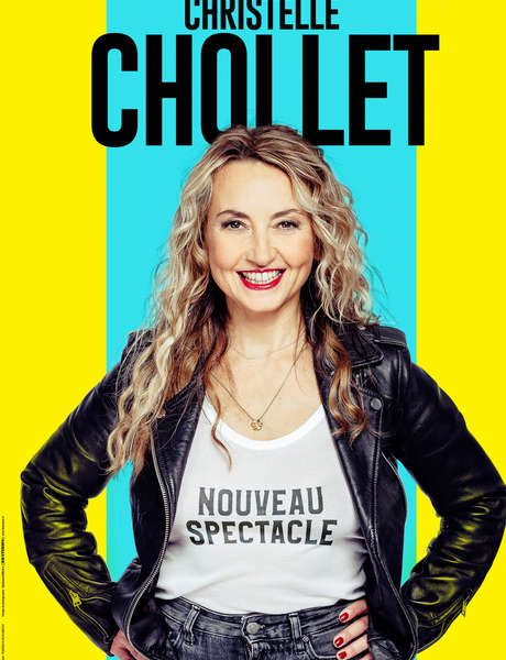 Christelle Chollet - Humour musical
