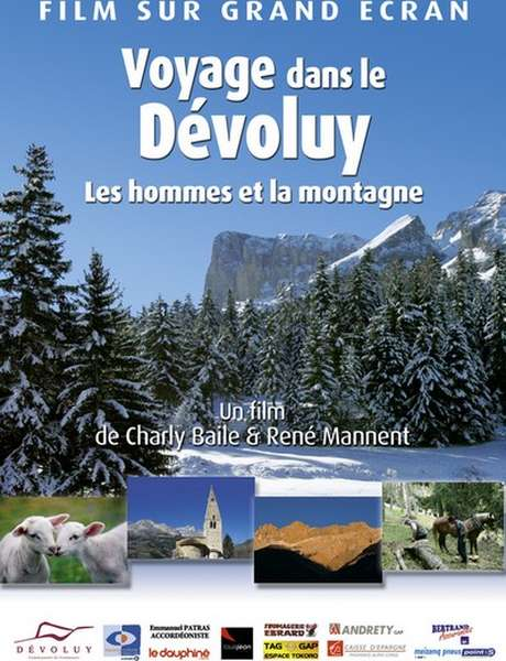 """Projection de film """"le Devoluy"""""""