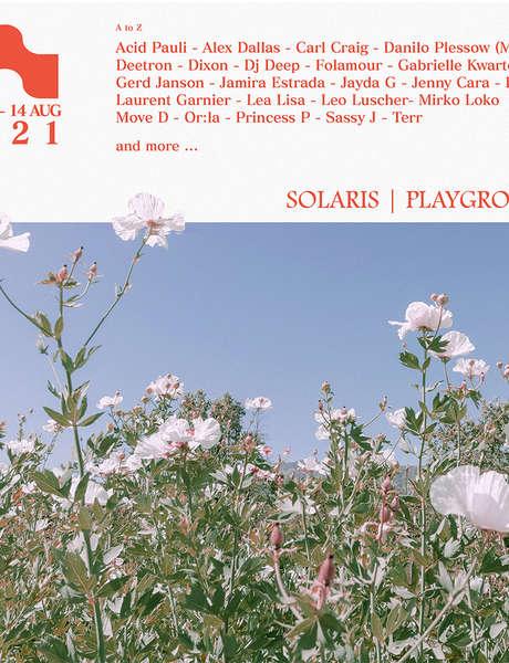 Solaris | Playground 2021