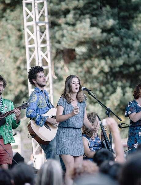 Concert coloré et participatif
