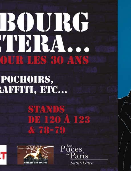 Gainsbourg, et caetera...