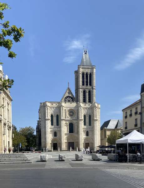 La basilique de Saint-Denis - Visite virtuelle