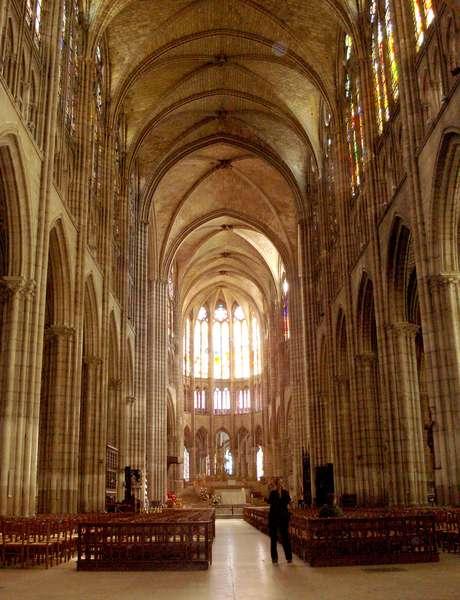 Journées du patrimoine - Basilique cathédrale de Saint-Denis