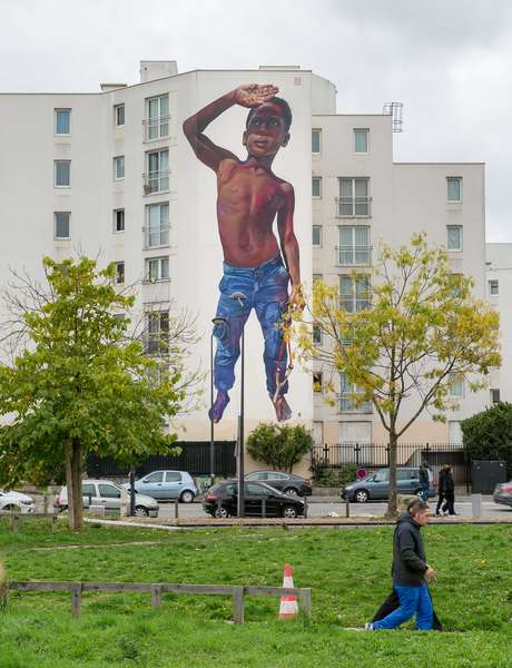 La Street Art Avenue – Visite virtuelle
