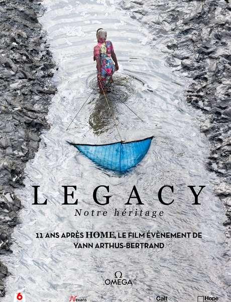 Ecran nature à La Croix-Valmer - Legacy (Y.Arthus Bertrand)