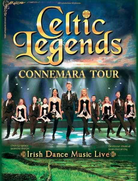 Celtic Legends - Connemara Tour