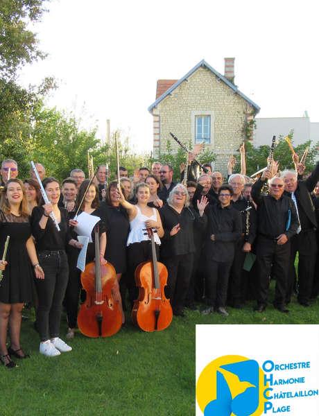 Concert de l'Orchestre d'Harmonie de Châtelaillon-Plage