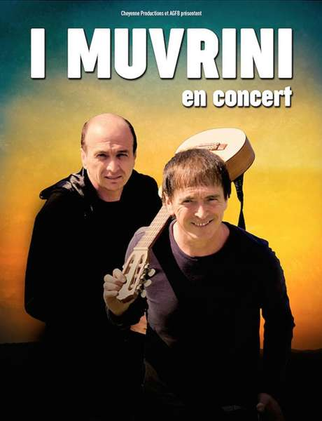Concert : I Muvrini