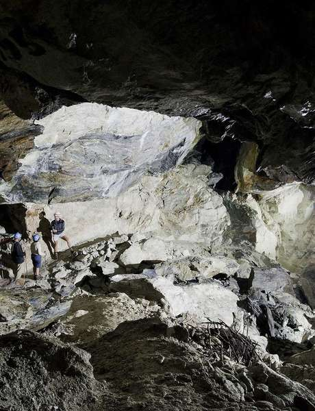 Die Schätze von Bonatchiesse - Steinbruch von Bocheresse