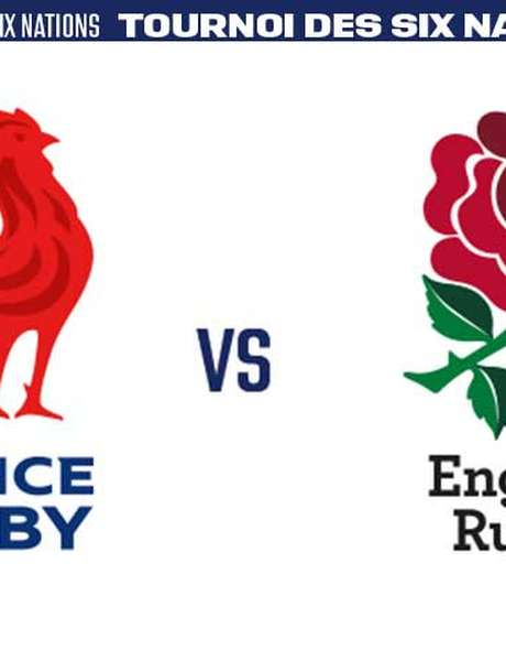 Rugby - France / England